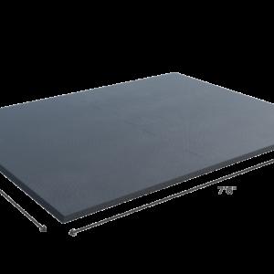 SVR all-rubber weightlifting platforms