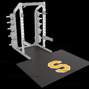 Custom Weightlifting Platforms - American Athletic Co
